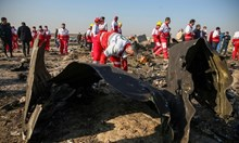 Експерти: Украинският самолет вероятно е свален от ракета, Иран крие