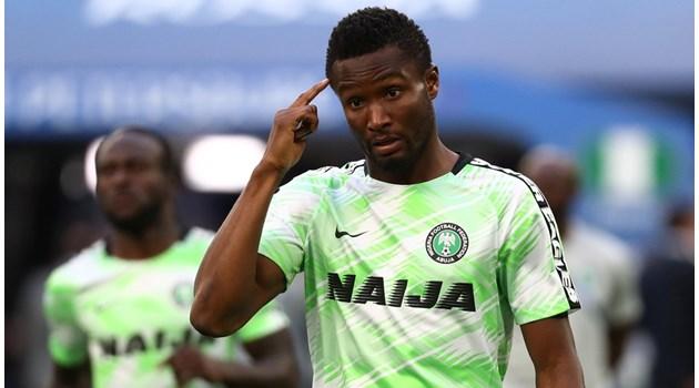 Драмата на нигерийския футболист, който игра на световното, докато баща му беше отвлечен: Оби Микел се изправил срещу Аржентина, без да каже на съотборниците си