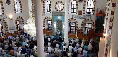 Джамия в Кърджали СНИМКА: Авторът