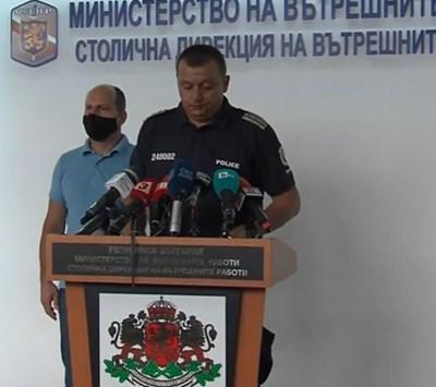Комисар Тони Тодоров. Кадър Канал 3