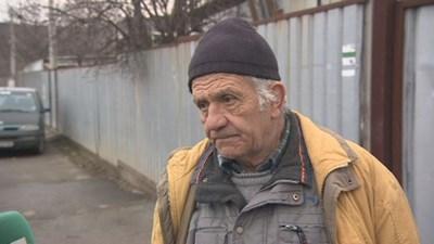 Йордан Георгиев, съсед на окървавената къща
