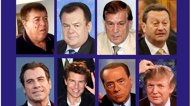 Защо боядисаните мъже изглеждат еднакво -  от Бенчо до Тръмп