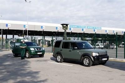 Съдът забрани на Гранична полиция да проверява за неплатени глоби.
