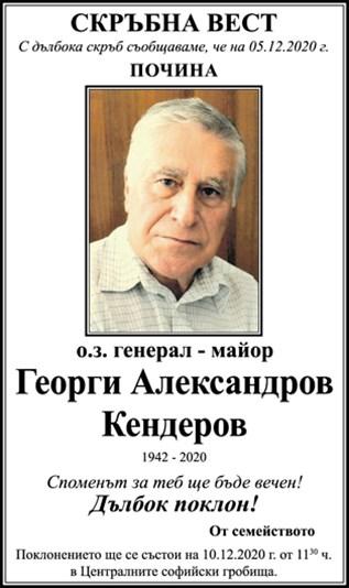Георги Кендеров