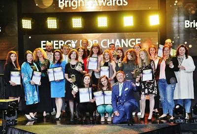 Победителите в конкурса BAPRA Bright Awards СНИМКА: ХАЙКЛУБ