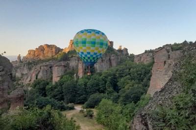 От 18 до 22 септември 2021 г. над Белоградчишките скали ще се проведе първата балонена фиеста в страната.