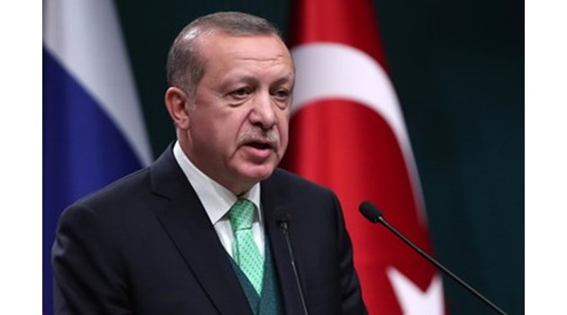 Ердоган: Израел е държава на тероризма и окупацията