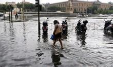 Изследване: Бурите в Европа ще стават още по-силни