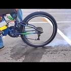 Велосипед с 15 kw електромотор
