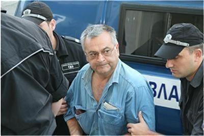 Любомир Симеонов не иска съкратен процес, а публичност на всички разпити.  СНИМКА: Елена Фотева