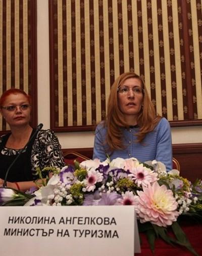 Николина Ангелкова Снимка: Николай Литов