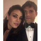 Мила Кунис и Аштън Къчър Снимка: Инстаграм (aplusk)