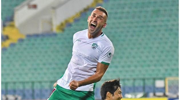 Мартин Камбуров - последният мохикан в българския футбол