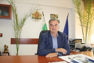 Валентин Гаджев, директор на териториалния клон на НОИ в Смолян