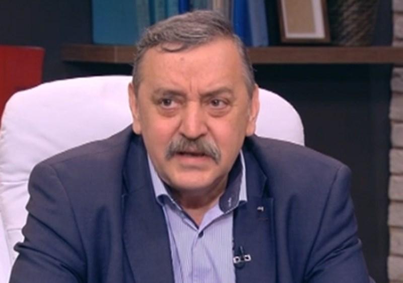 Проф. Тодор Кантарджиев – директор на Националния център по заразни и паразитни болести  Кадър: Би Ти Ви
