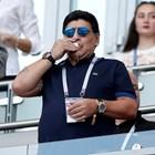 Наркотиците съсипват Марадона