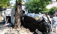 Дрогираният тираджия, помлял 13 коли в Айтос, съден 4 пъти за кражби (Обзор)