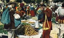 """Женският пазар - празник за народа, трън в очите на княза, където има """"от пиле мляко"""""""