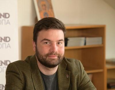Аркади Шарков СНИМКА: ЙОРДАН СИМЕОНОВ
