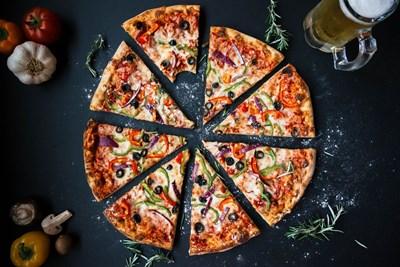 Направете си здравословна пица със зеленчуци. СНИМКИ: ПИКСАБЕЙ