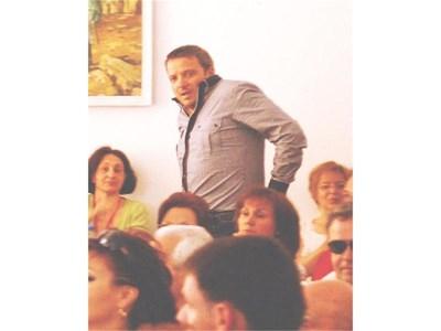 Гурко Пенов, бизнесменът с взривеното порше
