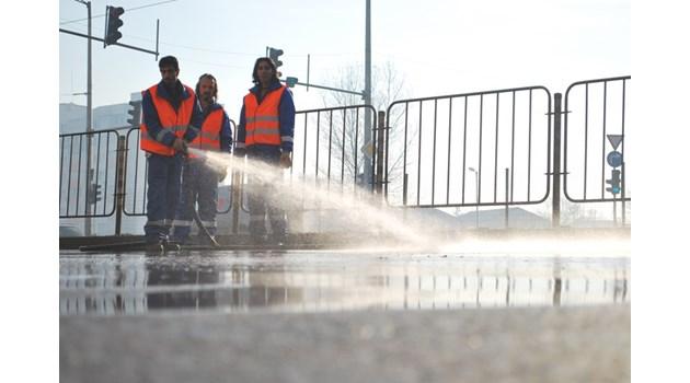 Финият прах в София убива. Срамно е да се мие по-рядко от Пловдив и Бургас