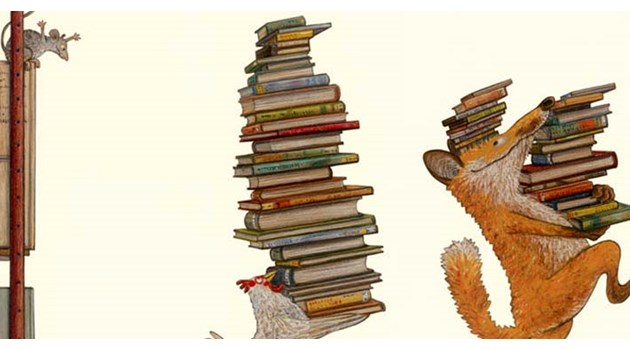 """""""Четене за малки и големи лисичета"""""""