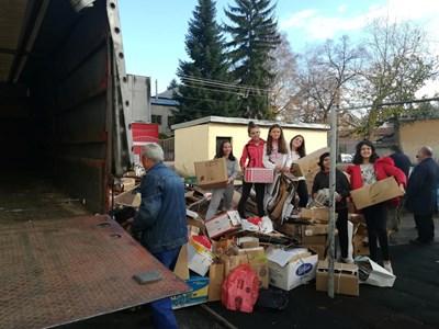 Ученици от Гоце Делчев събраха разделно над 3 тона отпадъци.