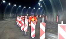 """Веднъж измит и боядисан, но без ремонт от 32 г. бил тунелът """"Ечемишка"""", в който лампа премаза жена (Обзор)"""