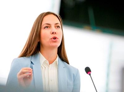 ЕВА МАЙДЕЛ, евродепутат от ГЕРБ/ЕНП