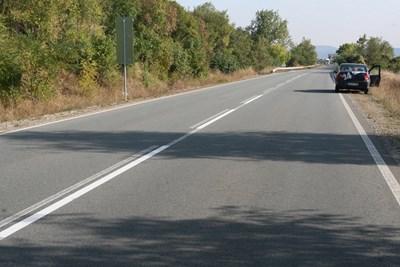 Изпълнителите ще трябва да отстраняват остатъци от стара маркировка по пътищата.