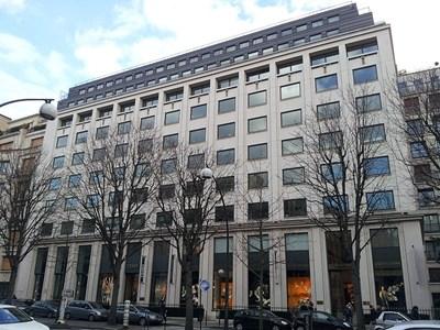 Централата на LVMH в Париж Снимка уикипедия