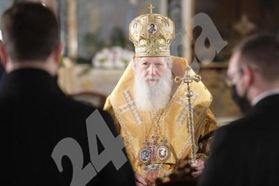 Патриарх Неофит СНИМКИ: Йордан Симеонов