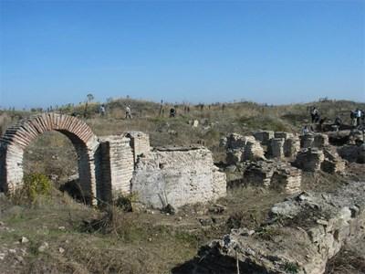 Античният град Рациария може да бъде разрит като архитектура и да стане туристически обект. СНИМКА: Ваня Ставрева
