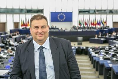 EМИЛ РАДЕВ, евродепутат от ГЕРБ/ЕНП