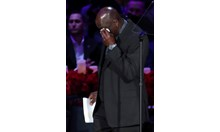 Майкъл Джордан и куп още знаменитости плакаха за Кобе