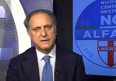 Бившият евродепутат и лидер на италианските християндемократи Лоренцо Чеза КАДЪР: Youtube/Lorenzo Cesa