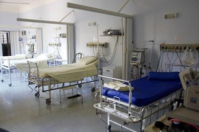 Стая в лечебно заведение.