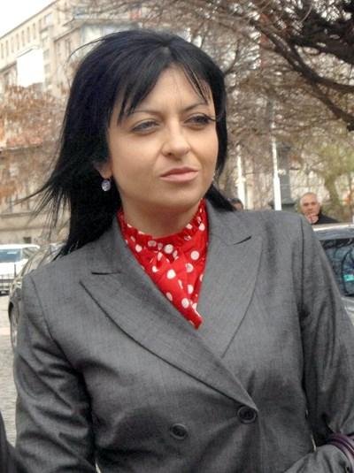 Шефът на регионалния инспекторат по образование в Пловдив Иванка Киркова