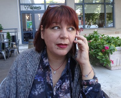 Директорът на пловдивската опера Нина Найденова