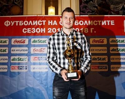 Тодор Неделев СНИМКА: Снимка: Десислава Кулелиева