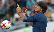 Льов остава треньор на Германия въпреки 0:6