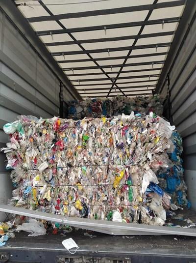 В Плевен премахват 9 хил. тона незаконни отпадъци