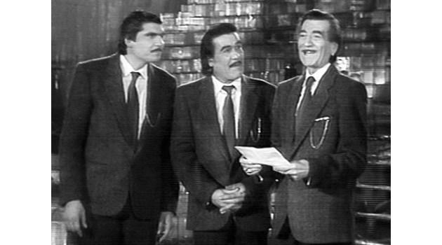 Как през 1987 г. Георги Парцалев се качва на сцена в Габрово болен. Докарват го до нея с волга
