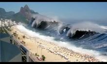 Петте най-големи вълни запечатани с камера