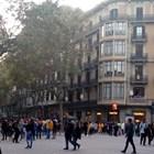 Каталунски сепаратисти блокираха Барселона (фотогалерия)