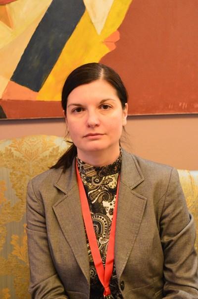 Д-р Мила Байчева работи в областта на детската гастроентерология повече от 10 години, а през последните 3 г. е специализирала в Клиниката по чернодробни заболявания в Детската болница в Бирмингам. Работила е и като детски гастроентеролог в Great Ormond Street Hospital for Children в Лондон, Великобритания. СНИМКА: Авторът