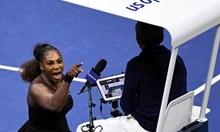 Янките и любимката им Серина си докараха голям срам на US Open