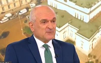 Димитър Главчев. Кадър: Нова ТВ