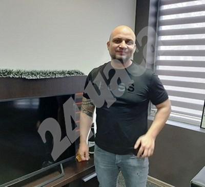 Йоско Алипиев СНИМКА: 24 часа
